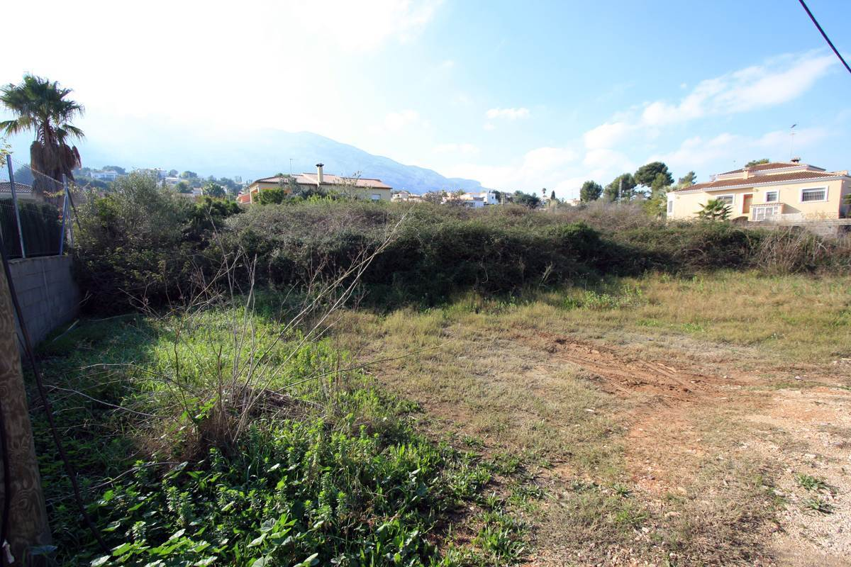 For Sale. Plot / Land in Denia