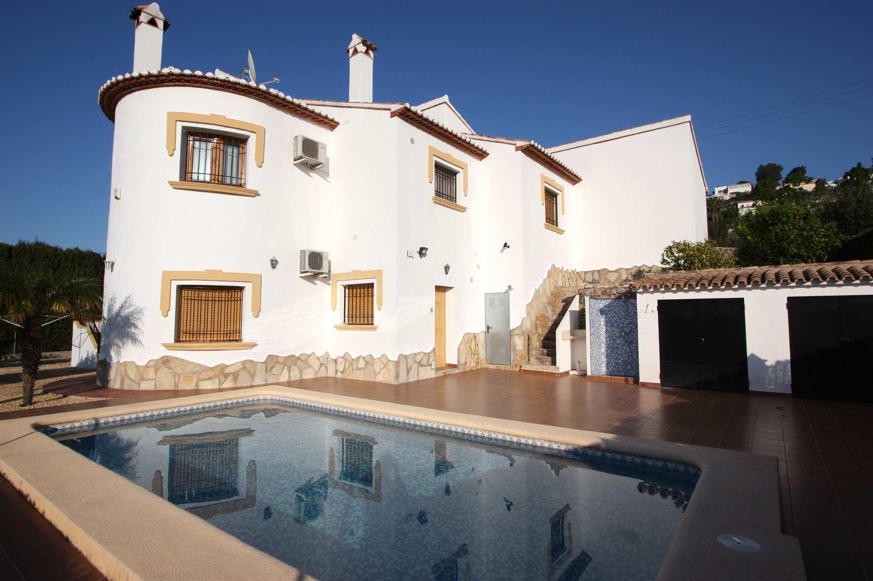 Купить квартиру в деревне в испании
